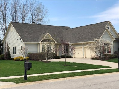 11573 Weeping Willow Drive, Zionsville, IN 46077 - #: 21611953