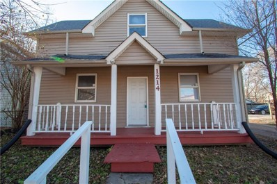 1214 S Sheffield Avenue, Indianapolis, IN 46221 - MLS#: 21612153