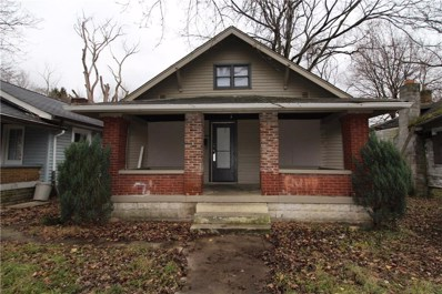 1217 W 33rd Street, Indianapolis, IN 46208 - #: 21612196