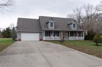 5494 N Cherry Tree Drive, Greenfield, IN 46140 - #: 21612281