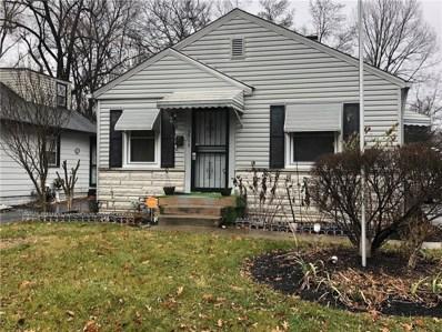 5015 Rosslyn Avenue, Indianapolis, IN 46205 - MLS#: 21612314