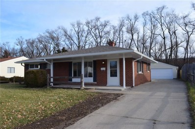 231 S Kenmore Road, Indianapolis, IN 46219 - #: 21612347