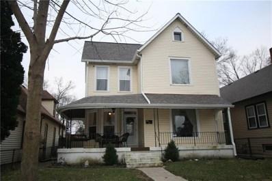 1619 Pleasant Street, Indianapolis, IN 46203 - #: 21612522