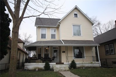 1619 Pleasant Street, Indianapolis, IN 46203 - #: 21612522