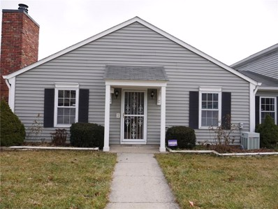 4926 Oakbrook Court, Indianapolis, IN 46254 - #: 21612583