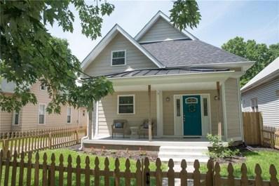 836 Villa Avenue, Indianapolis, IN 46203 - #: 21612800