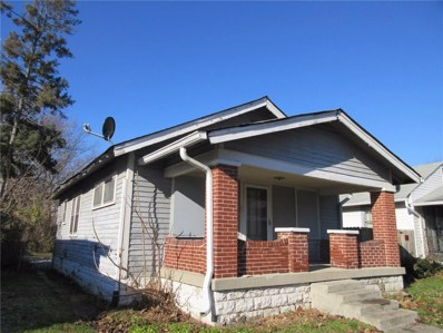 1424 N Gladstone Avenue, Indianapolis, IN 46201 - #: 21612814