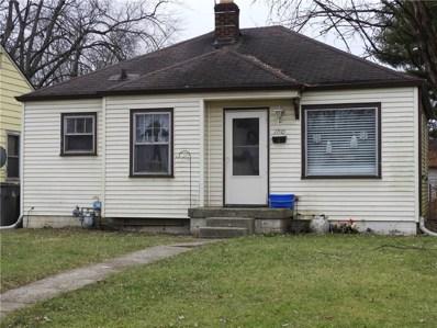 1710 N Linwood Avenue, Indianapolis, IN 46218 - #: 21612900
