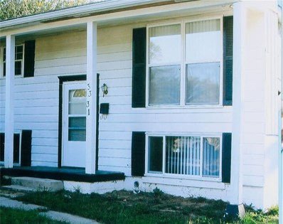 3331 N Chester Avenue, Indianapolis, IN 46218 - #: 21613023
