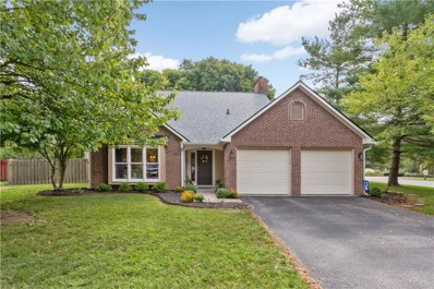 8167 Menlo Court East Drive, Indianapolis, IN 46240 - #: 21613162