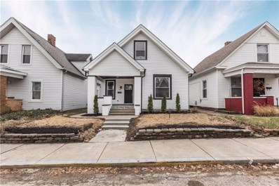 725 Cottage Avenue, Indianapolis, IN 46203 - #: 21613191