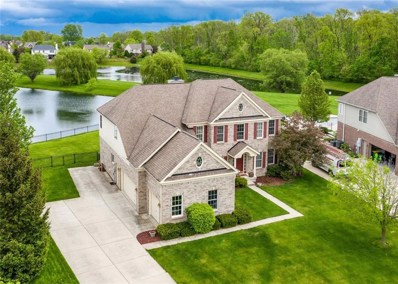 4215 Honeysuckle Lane, Zionsville, IN 46077 - #: 21613291