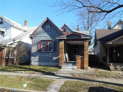 1737 S Talbott Street, Indianapolis, IN 46225 - #: 21613292