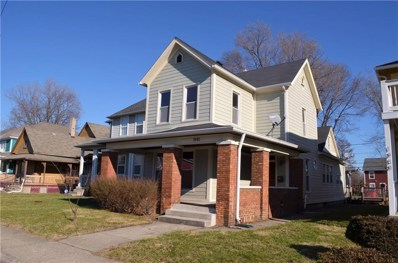 1941 N Ruckle Street, Indianapolis, IN 46202 - #: 21613366