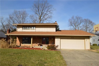8236 E Anemone Lane, Indianapolis, IN 46219 - #: 21613396