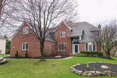 7444 Oakland Hills Court, Indianapolis, IN 46236 - #: 21613427