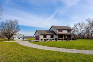 4543 S 600 E, Greenfield, IN 46140 - #: 21613436