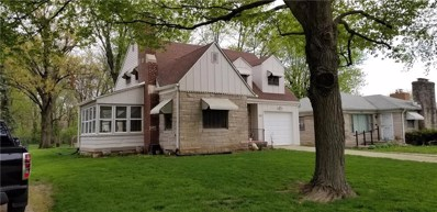 520 W 38th Street, Indianapolis, IN 46208 - #: 21613474