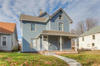 414 Jefferson Avenue, Indianapolis, IN 46201 - MLS#: 21613629