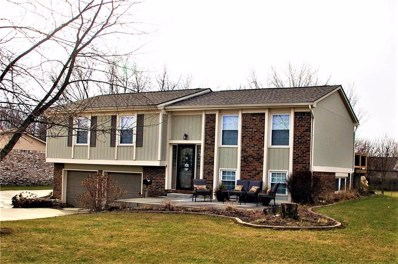 1017 S Harbour Drive, Noblesville, IN 46062 - MLS#: 21613647