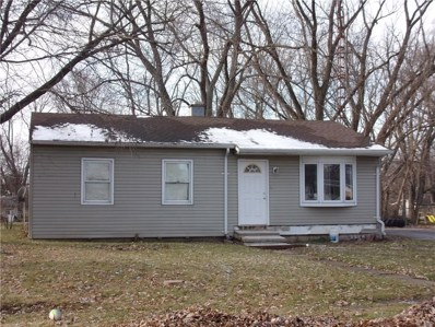 407 Fairlane Drive, Crawfordsville, IN 47933 - #: 21613676