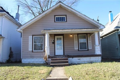 1154 N Pershing Avenue, Indianapolis, IN 46222 - #: 21613685