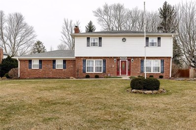 5921 Provincetown Circle, Indianapolis, IN 46250 - #: 21613791