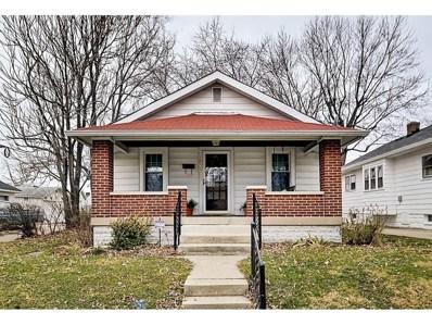 1012 N Dequincy Street, Indianapolis, IN 46201 - #: 21613840