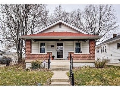 1012 N Dequincy Street, Indianapolis, IN 46201 - #: 21613840