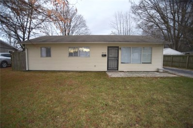 3215 Chrysler Street, Indianapolis, IN 46224 - #: 21613849