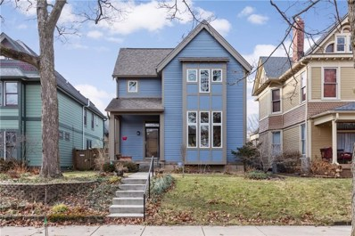 2008 N New Jersey Street, Indianapolis, IN 46202 - #: 21613878