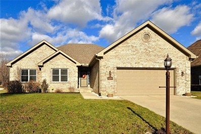 18391 Oriental Oak Court, Noblesville, IN 46062 - #: 21613958