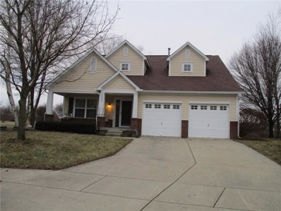 10829 Bentwater Lane, Fishers, IN 46037 - #: 21613973