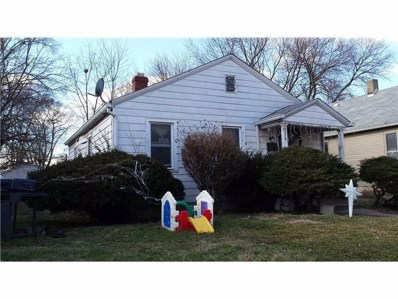 2514 N Harding Street, Indianapolis, IN 46208 - #: 21614000