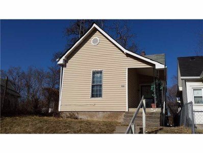 922 W 27th Street, Indianapolis, IN 46208 - #: 21614010