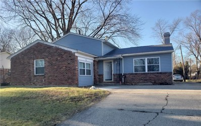 3462 Luewan Drive, Indianapolis, IN 46235 - #: 21614033