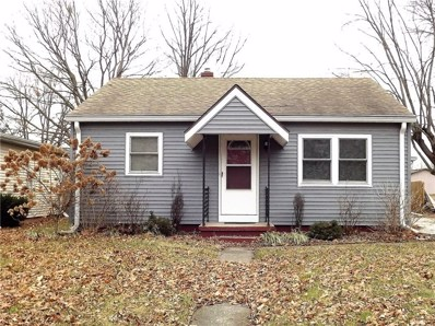 304 Vermont Street, Crawfordsville, IN 47933 - MLS#: 21614110