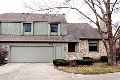 590 Conner Creek Drive, Fishers, IN 46038 - #: 21614114