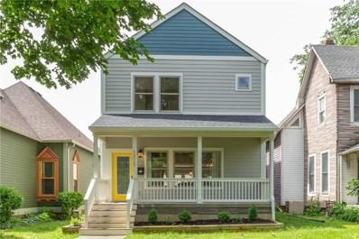1315 Sturm Avenue, Indianapolis, IN 46202 - #: 21614159