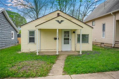 553 W Madison Street, Franklin, IN 46131 - #: 21614251