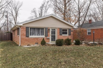 5736 Hillside Avenue, Indianapolis, IN 46220 - #: 21614295