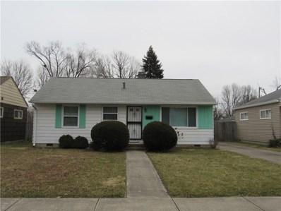 4767 N Longworth Avenue, Lawrence, IN 46226 - #: 21614312