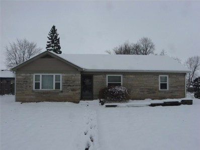 102 Roosevelt Drive, Greenfield, IN 46140 - MLS#: 21614315