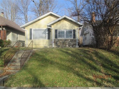 1210 W 34th Street, Indianapolis, IN 46208 - #: 21614373