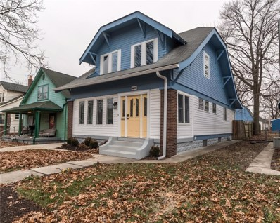 326 N Riley Avenue, Indianapolis, IN 46201 - MLS#: 21614383