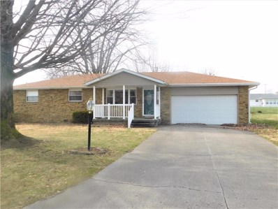 605 S Ryle Drive, Greensburg, IN 47240 - #: 21614431
