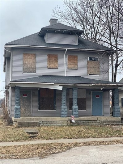 1048 Saint Peter Street, Indianapolis, IN 46203 - #: 21614477