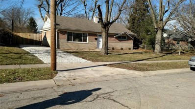 524 Park Drive, Greenwood, IN 46143 - #: 21614494