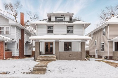 4049 Ruckle Street, Indianapolis, IN 46205 - #: 21614643