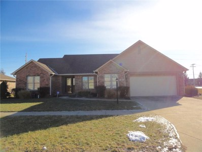 699 Leah Way, Greenwood, IN 46142 - MLS#: 21614673